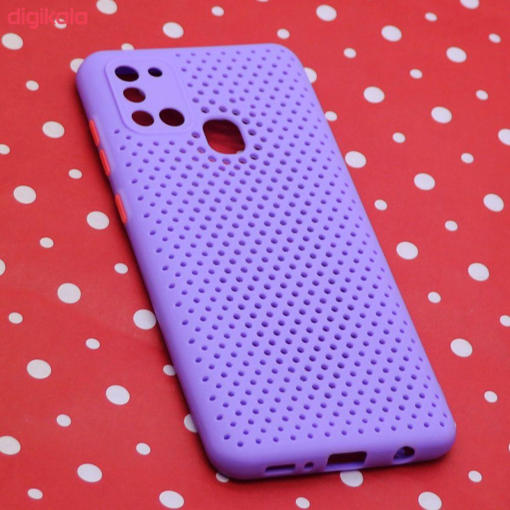 کاور مدل DN-01 مناسب برای گوشی موبایل سامسونگ Galaxy A21s main 1 4