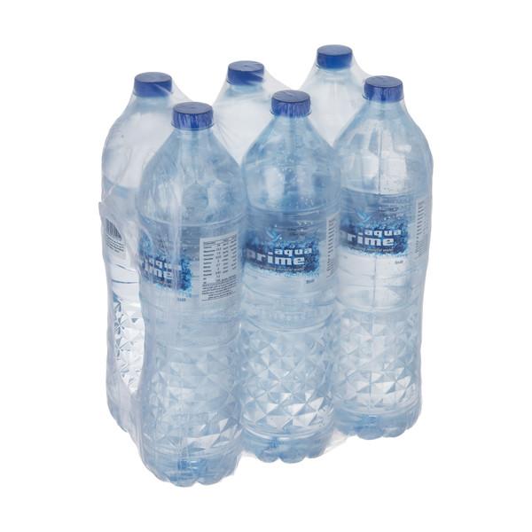 آب معدنی آکوا پرایم - 1500 میلی لیتر بسته 6 عددی