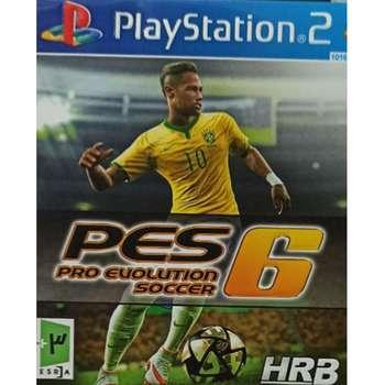 بازی PES 2006 مخصوص PS2