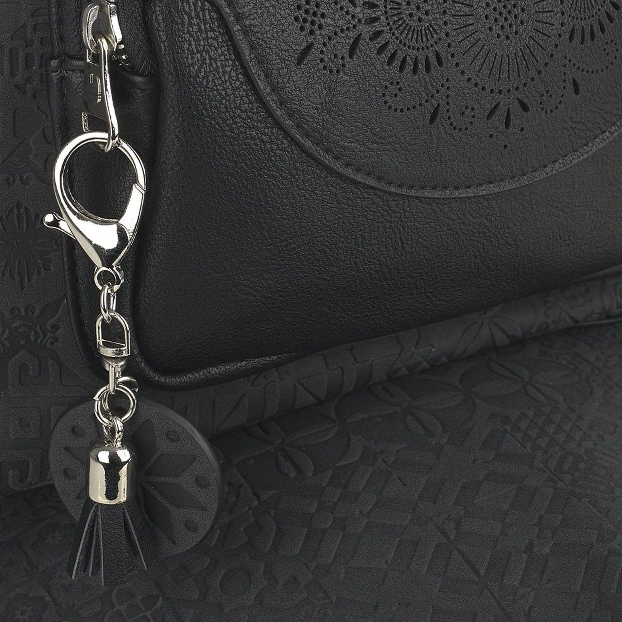 کیف دوشی زنانه گابل مدل Moon 536313 -  - 7
