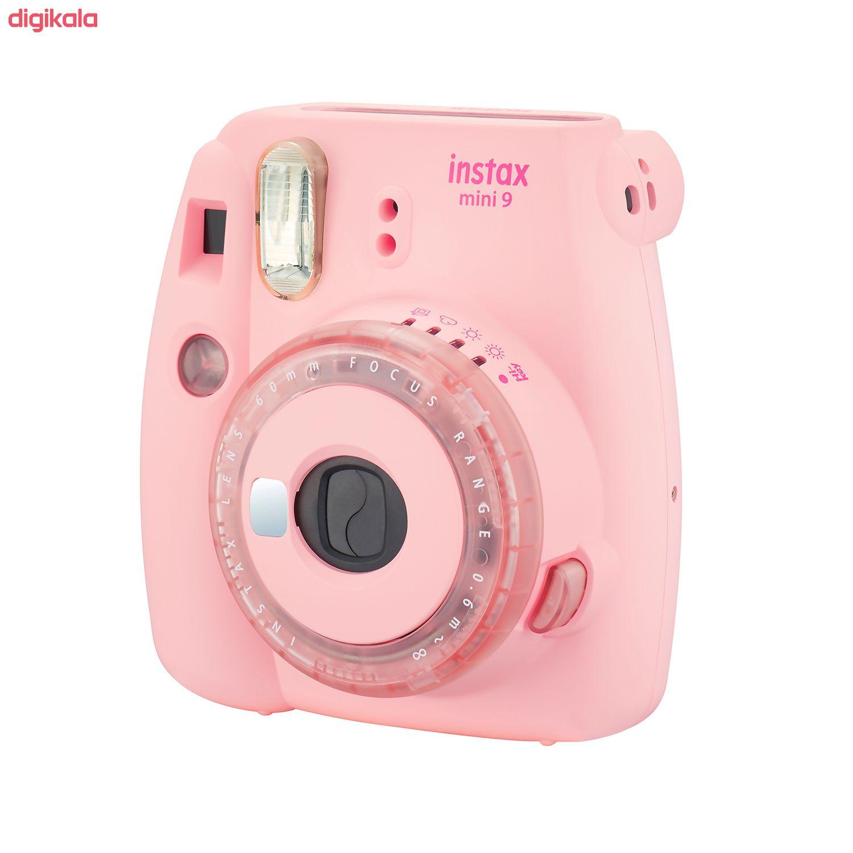 دوربین عکاسی چاپ سریع فوجی فیلم مدل Instax Mini 9 Clear main 1 5