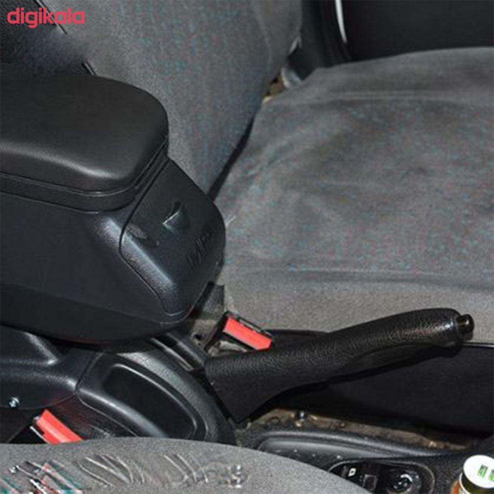 کنسول خودرو مدل pet21 مناسب برای پژو 206 main 1 4