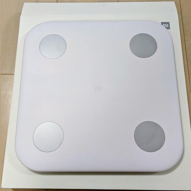 ترازو دیجیتال شیائومی مدل Mi body composition scale