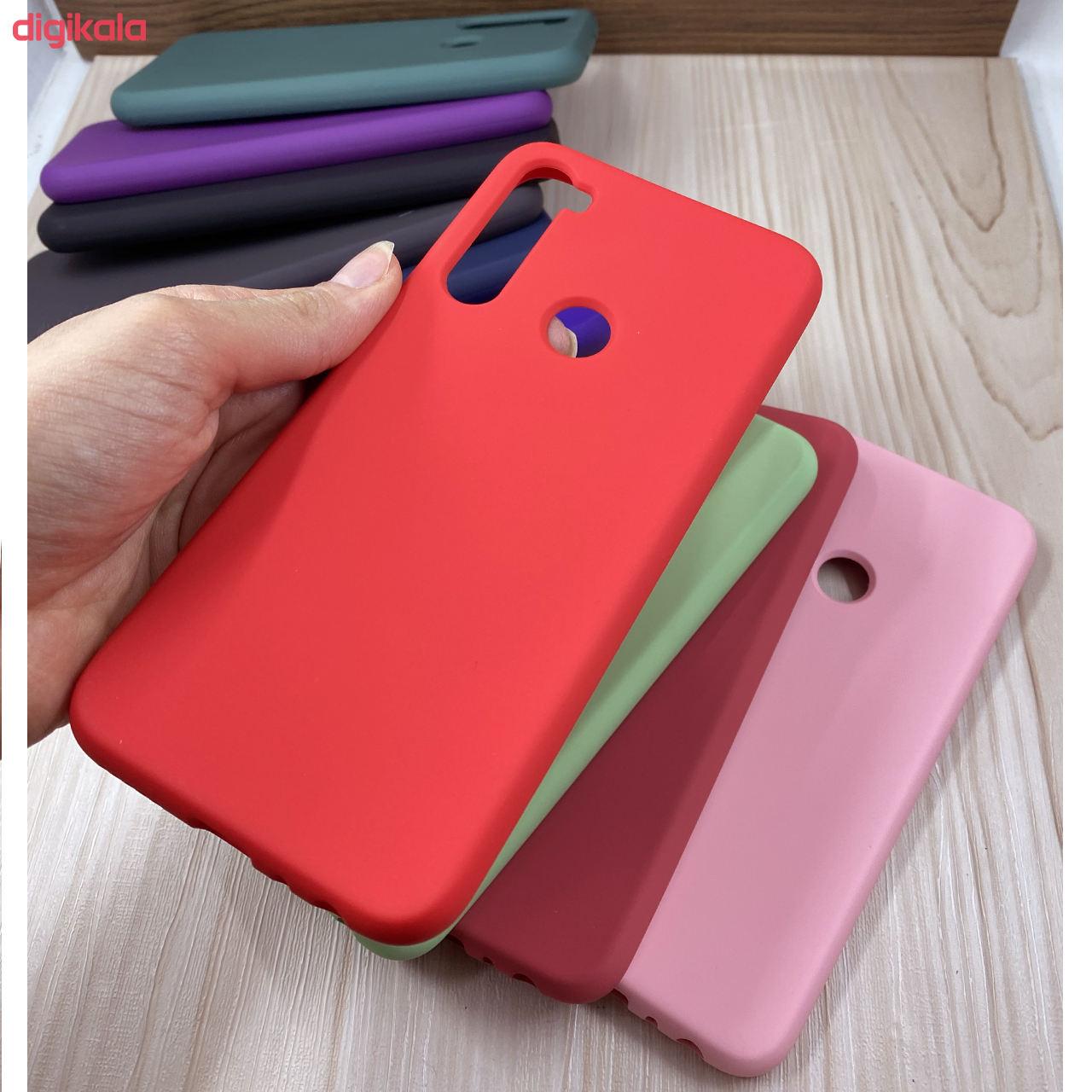 کاور مدل SCN مناسب برای گوشی موبایل شیائومی Redmi Note 8 main 1 3