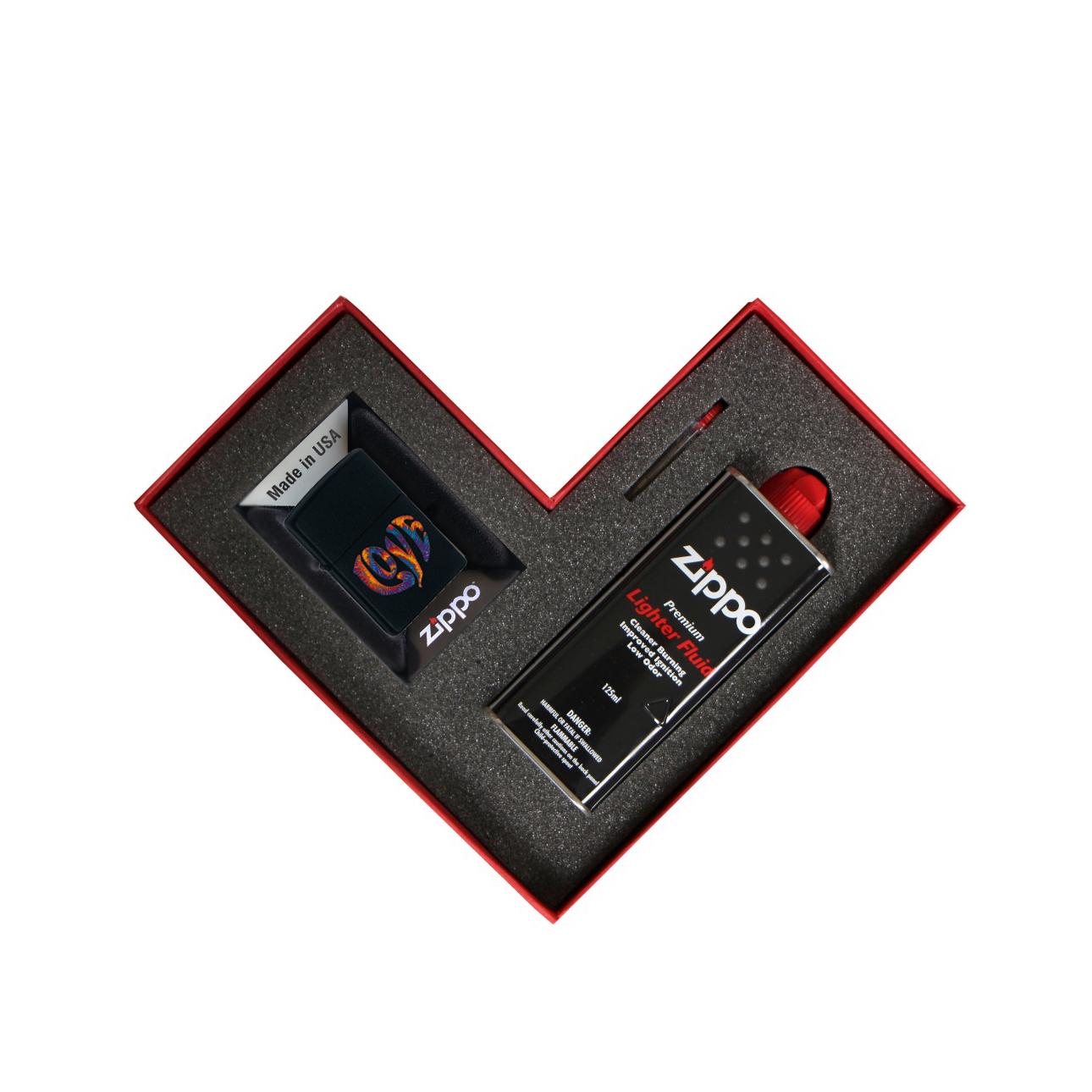 ست هدیه فندک زیپو مدل 28045