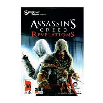 بازی Assassins Creed Revelations مخصوص PC
