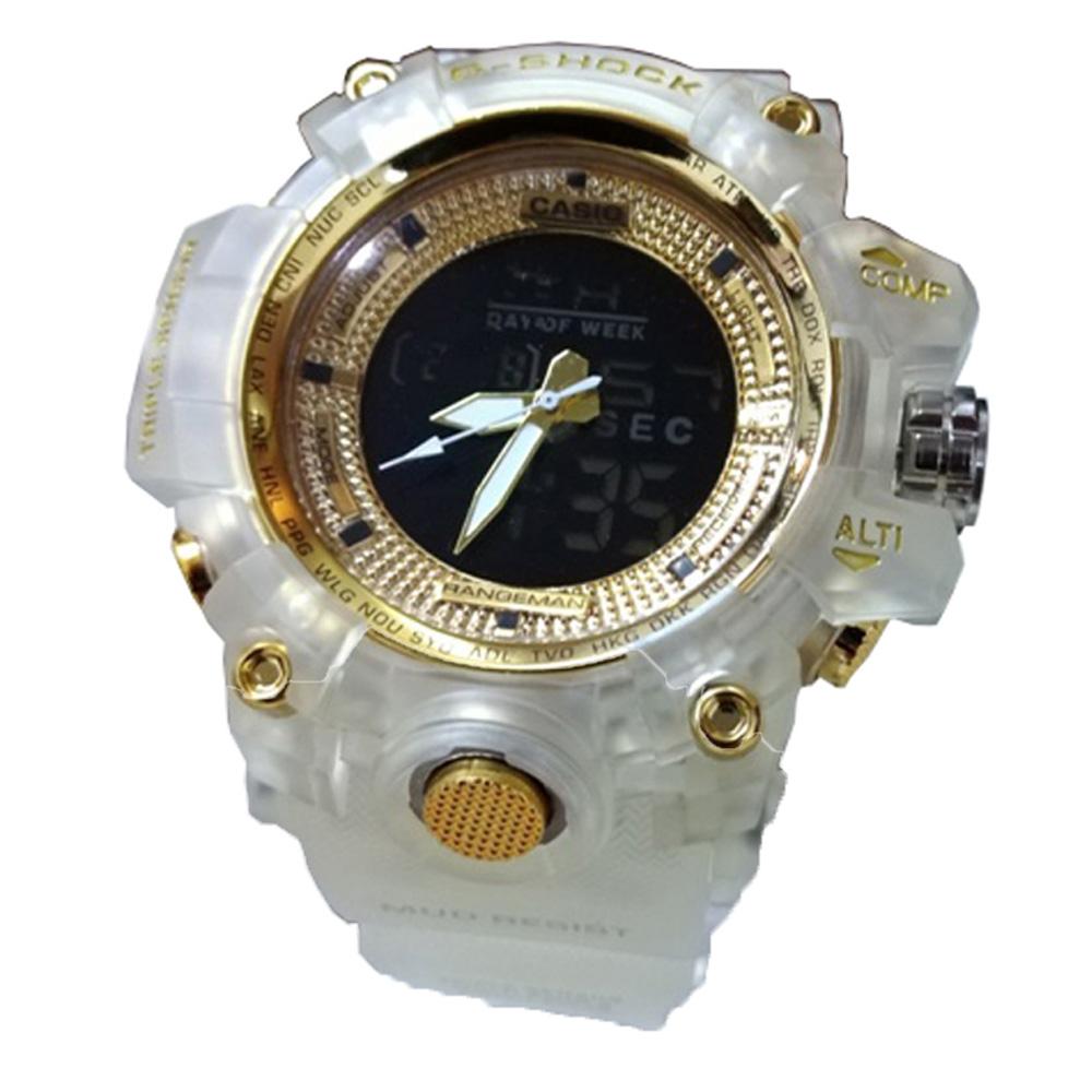 ساعت مچی عقربه ای مدل  AB001-SHMA0023                     غیر اصل