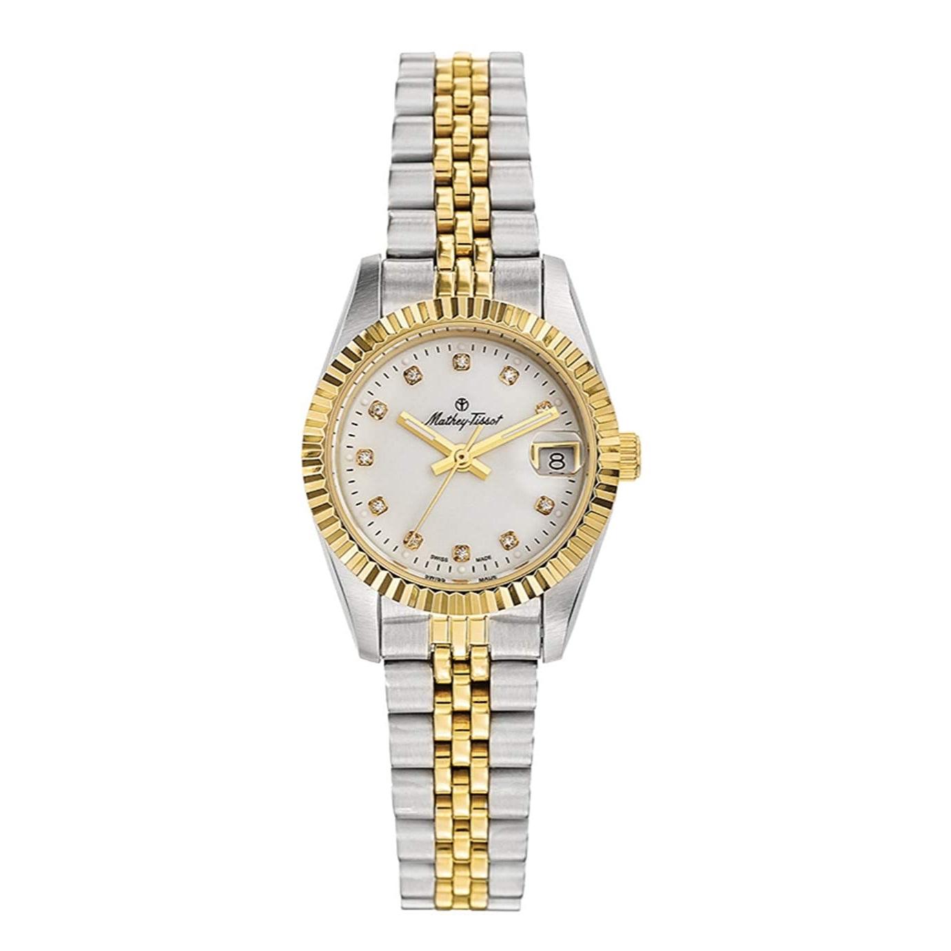خرید و قیمت                      ساعت مچی  زنانه متی تیسوت مدل D710BI