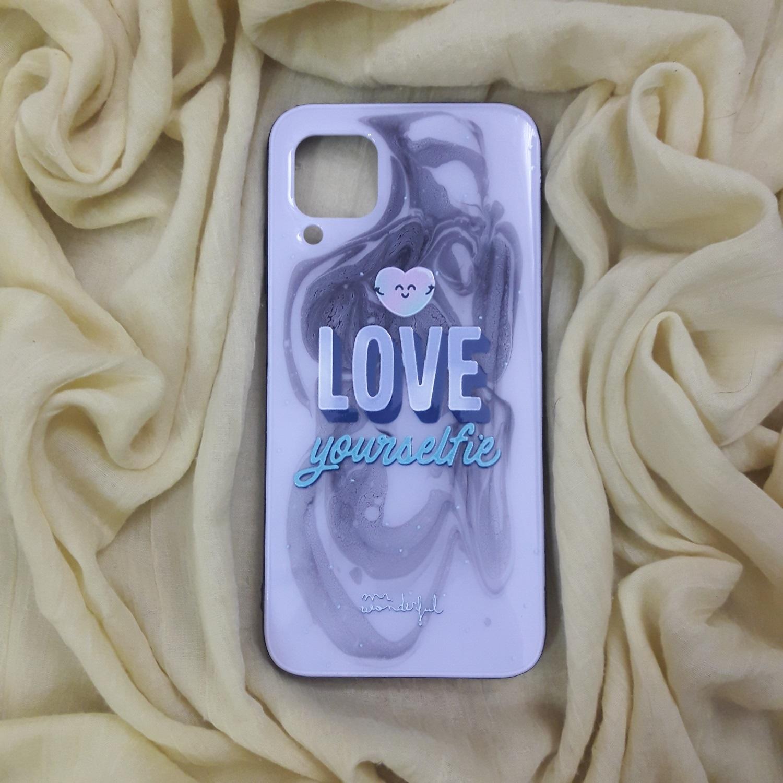 کاورکد LOVE مناسب برای گوشی موبایل هوآوی Nova7i thumb 2 4