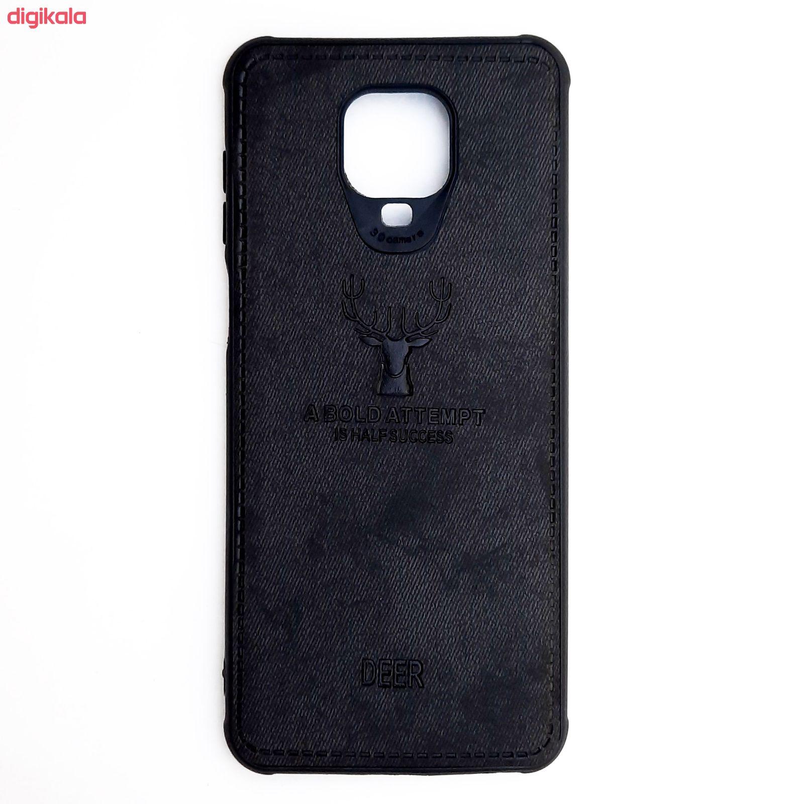 کاور مدل CO510 طرح گوزن مناسب برای گوشی موبایل شیائومی Redmi Note 9S / Note 9 Pro / Note 9 Pro Max main 1 7