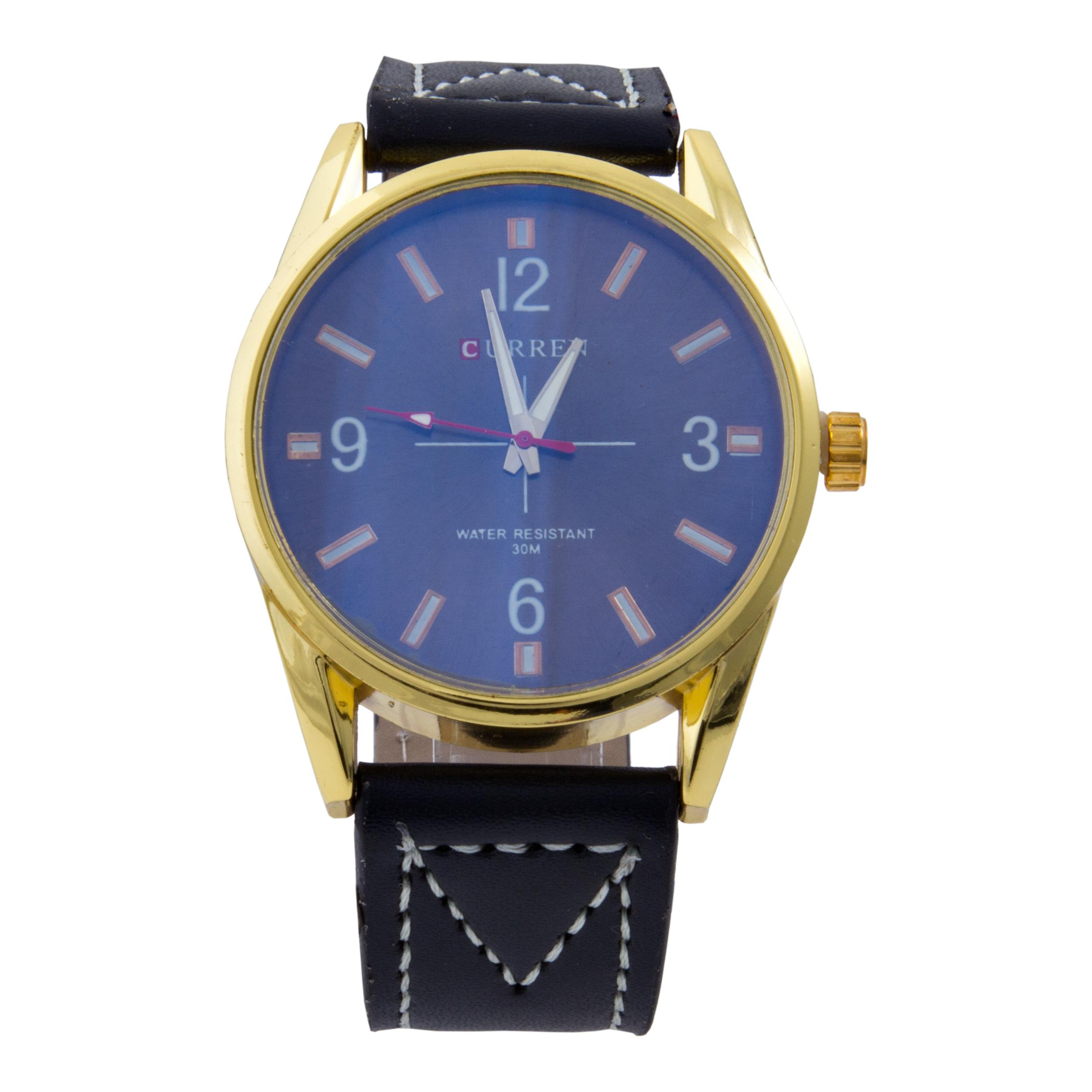 خرید                                        ساعت مچی عقربه ای مردانه کد WHM_051                     غیر اصل