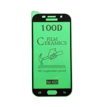 محافظ صفحه نمایش سرامیکی مدل FLCRG01pr مناسب برای گوشی موبایلسامسونگ Galaxy A5 2017/ A520
