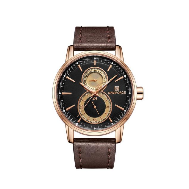 قیمت و خرید                      ساعت مچی عقربهای مردانه نیوی فورس مدل NF3005 BR