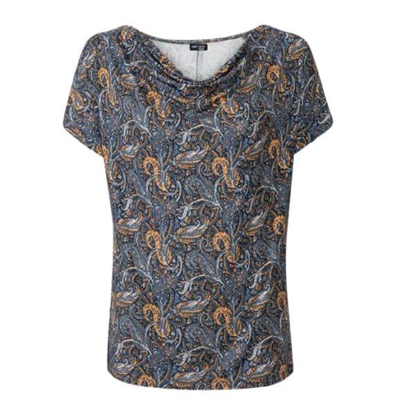 تی شرت آستین کوتاه زنانه اسمارا مدل Es788