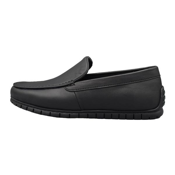 کفش روزمره مردانه پانو مدل 410 رنگ مشکی