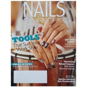 مجله Nails اكتبر 2015