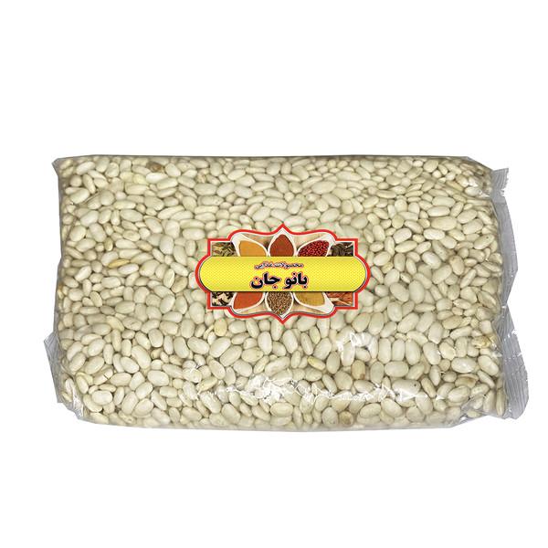 لوبیا سفید بانوجان - ۹۰۰ گرم