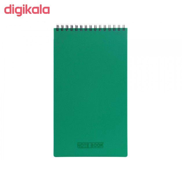 دفتر یادداشت 80 برگ پاپکو مدل مهندسی کد NB-614 main 1 7