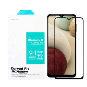محافظ صفحه نمایش 6D مدل MT7 مناسب برای گوشی موبایل سامسونگ Galaxy A12