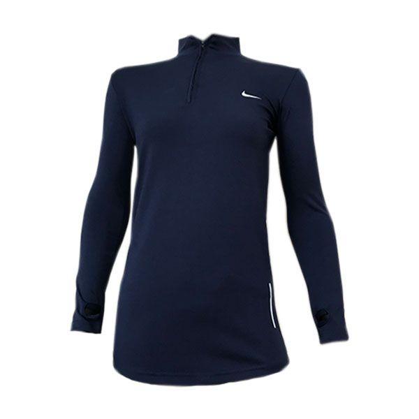 تی شرت آستین بلند ورزشی زنانه مدل a.s کد 435 غیر اصل