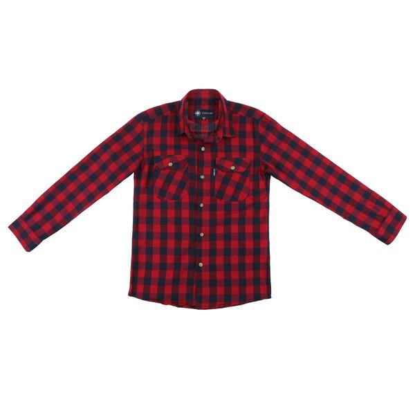 پیراهن پسرانه ناوالس کد D-20119-RDNV