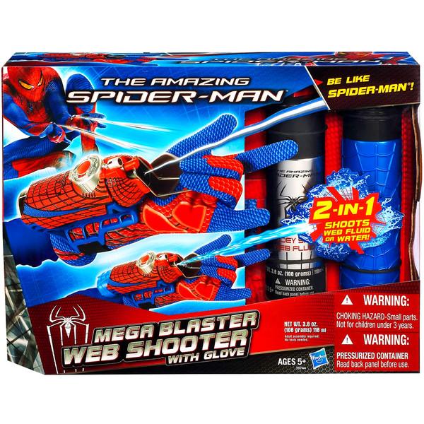 ست ایفای نقش هاسبرو طرح مرد عنکبوتی مدل Mega Blaster Web Shooter کد 354210