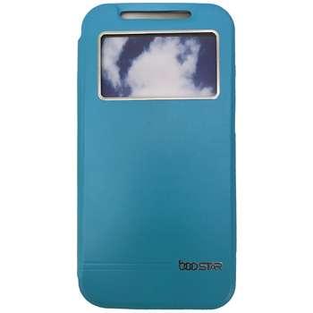 کیف کلاسوری بوستار مدل M8 مناسب برای گوشی موبایل اچ تی سی One M8