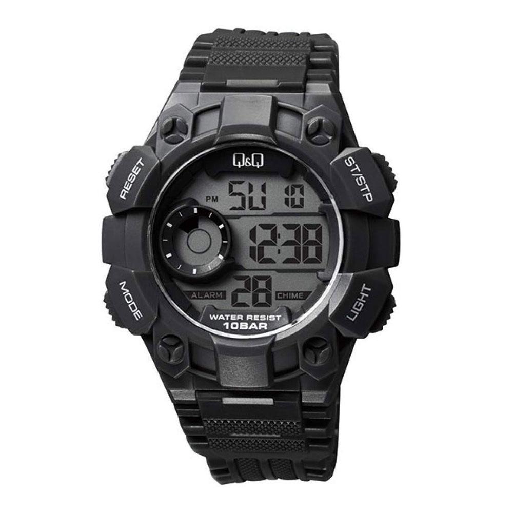 ساعت مچی دیجیتال مردانه کیو اند کیو مدل M176J001Y