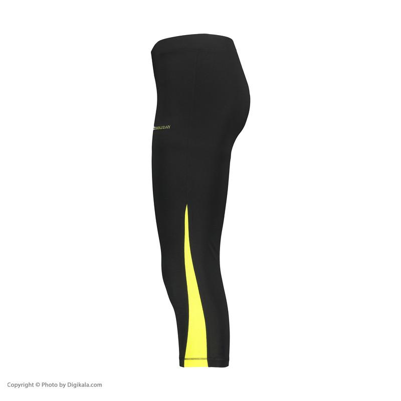 شلوارک ورزشی زنانه هالیدی مدل 814122-BLACK