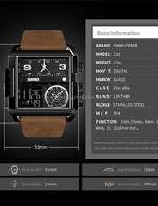 ساعت مچی عقربه ای مردانه اسکمی مدل 91-13 -  - 3