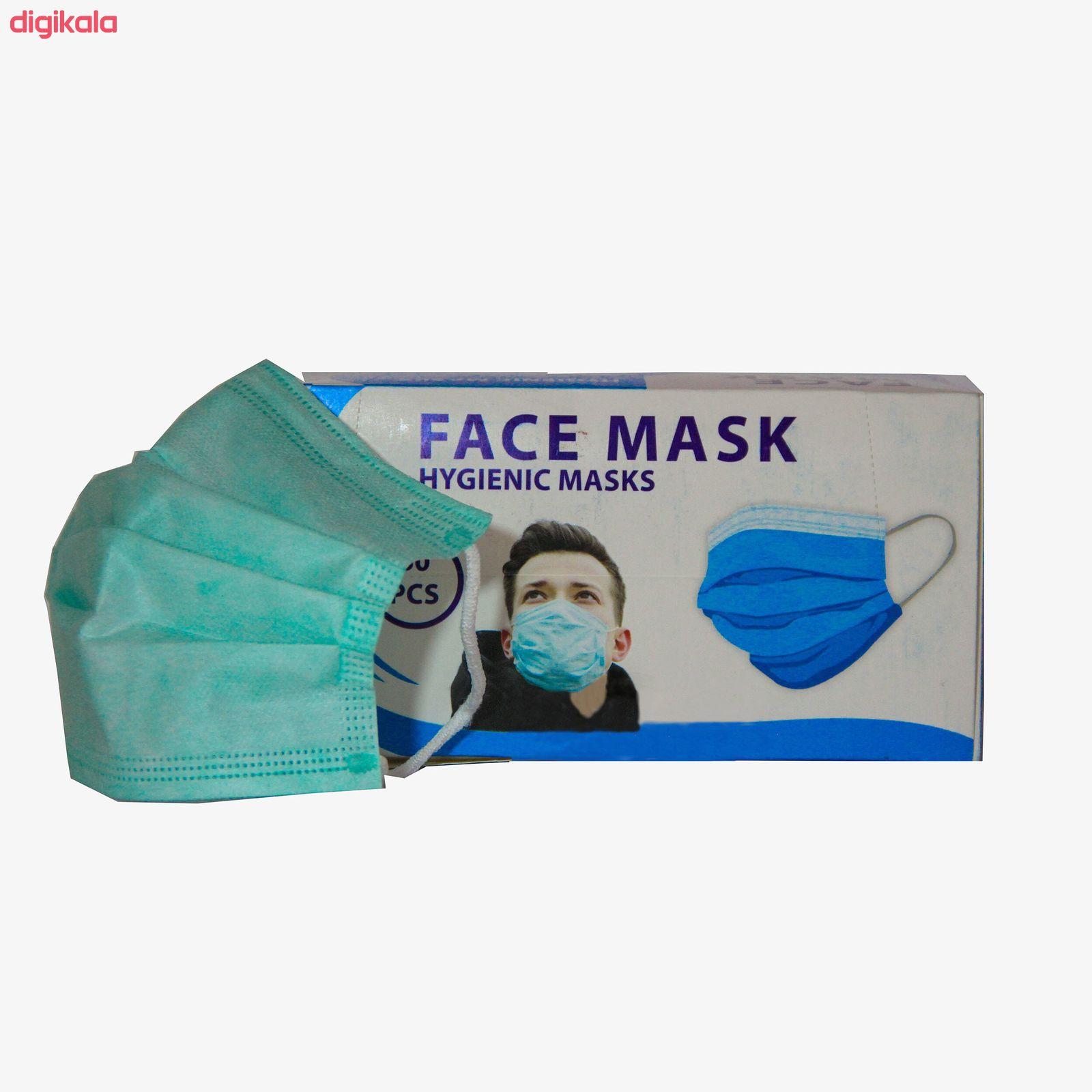 ماسک تنفسی مدل 3270 بسته 50 عددی main 1 5