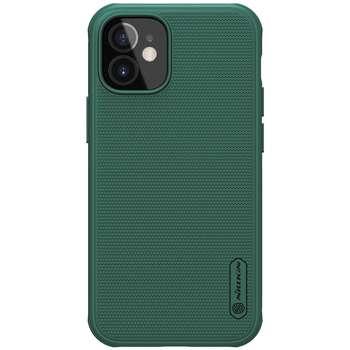 کاور نیلکین مدل  Frosted Shield Pro مناسب برای گوشی موبایل اپل Iphone 12mini