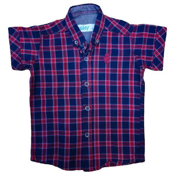 پیراهن پسرانه کد 00331026