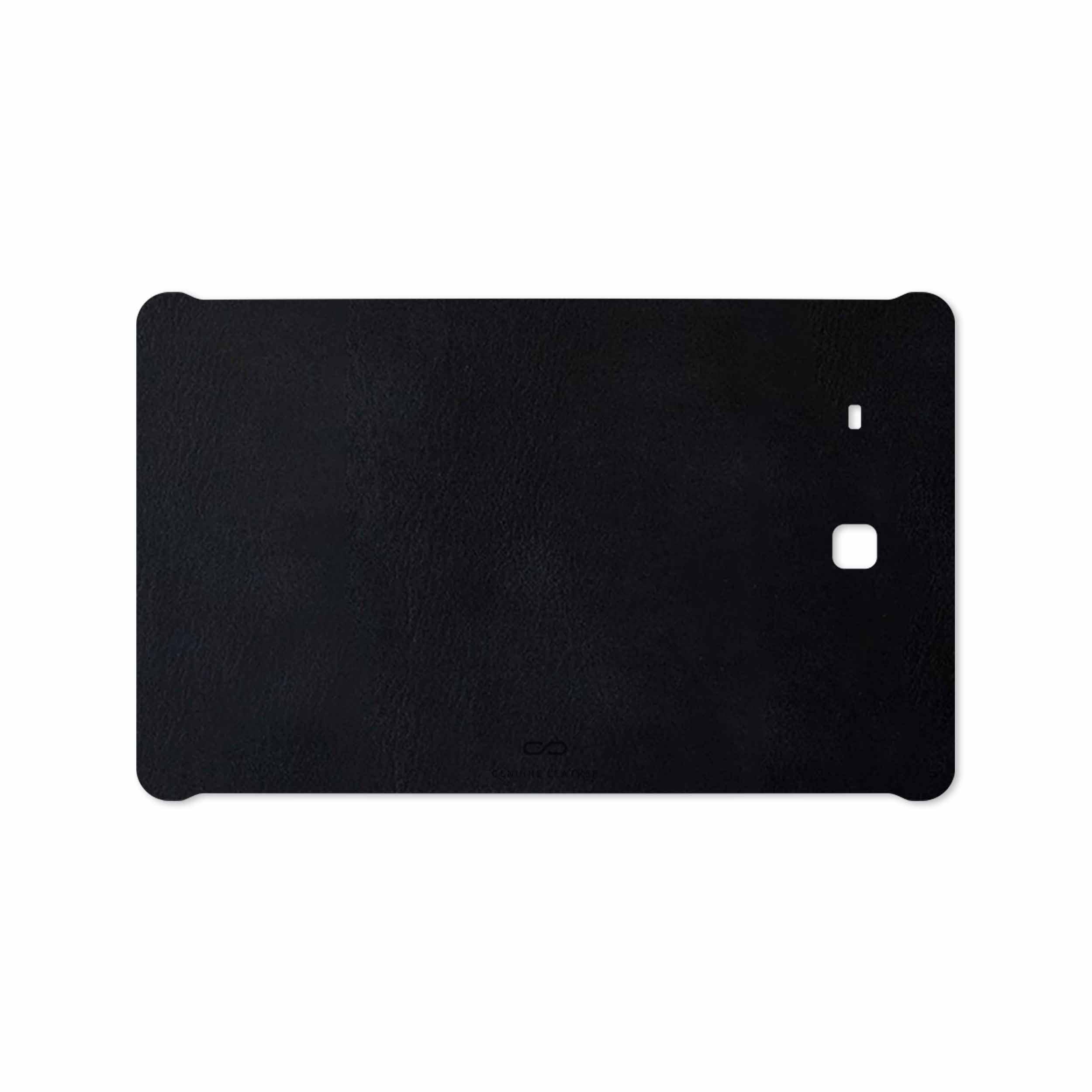 بررسی و خرید [با تخفیف]                                     برچسب پوششی ماهوت مدل Graphite Buffalo Leather مناسب برای تبلت سامسونگ Galaxy Tab E 9.6 2015 T560                             اورجینال