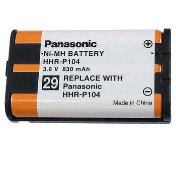 باتری قابل شارژ تلفن بی سیم پاناسونیک مدل P104-NIMH/MasND