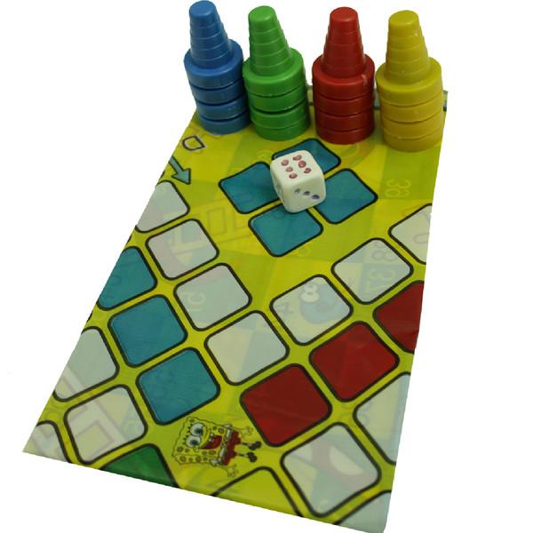 بازی فکری مدل بازی منچ و مار و پله کد A01