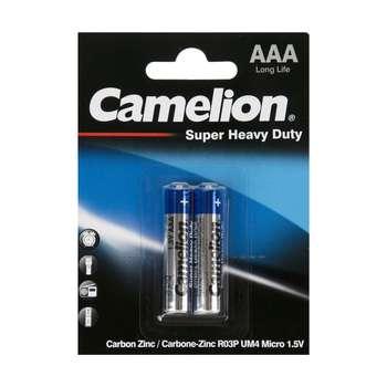 باتری نیم قلمی کملیون مدل Super HD بسته 24 عددی