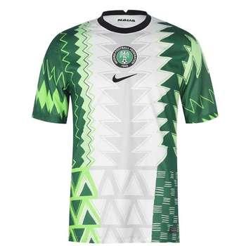 تی شرت ورزشی مردانه مدل نیجریه Home2020