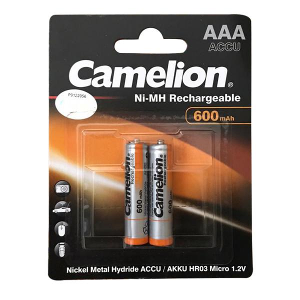 باتری نیم قلمی قابل شارژ کملیون مدل ACCU
