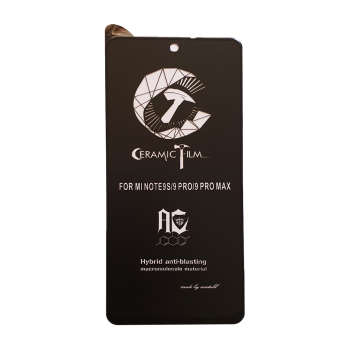 محافظ صفحه نمایش سرامیکی میتوبل مدل FLCEM01pl مناسب برای گوشی موبایل شیائومی Redmi Note 9Pro
