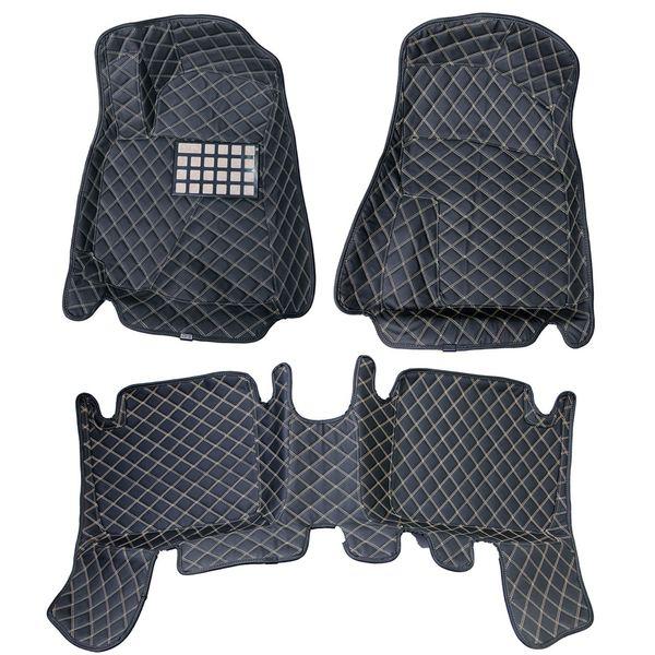 کفپوش سه بعدی خودرو مدل AMG مناسب برای ام وی ام X33S