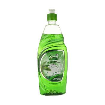 مایع ظرفشویی گلیسیرینه مدل سبز 750 میلی لیتر