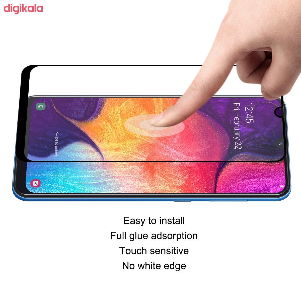 محافظ صفحه نمایش فوکس مدل PT001 مناسب برای گوشی موبایل سامسونگ Galaxy A50s main 1 5