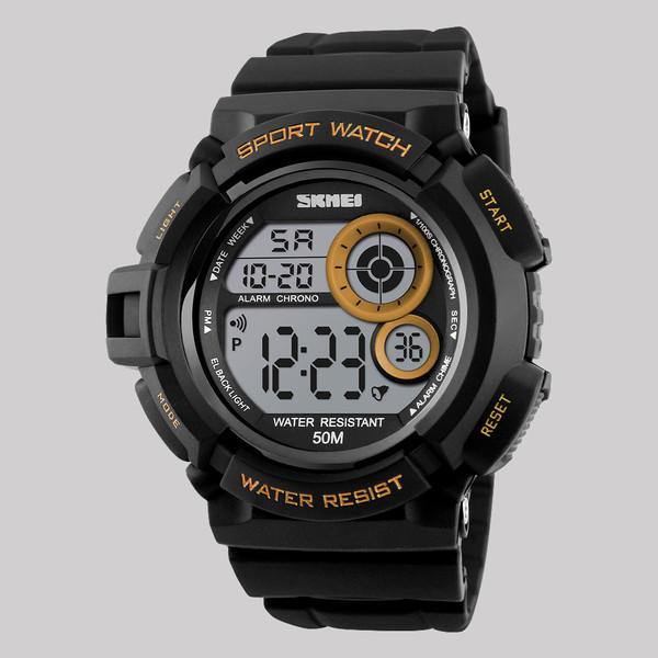 ساعت مچی دیجیتال مردانه اسکمی مدل 1222 GD