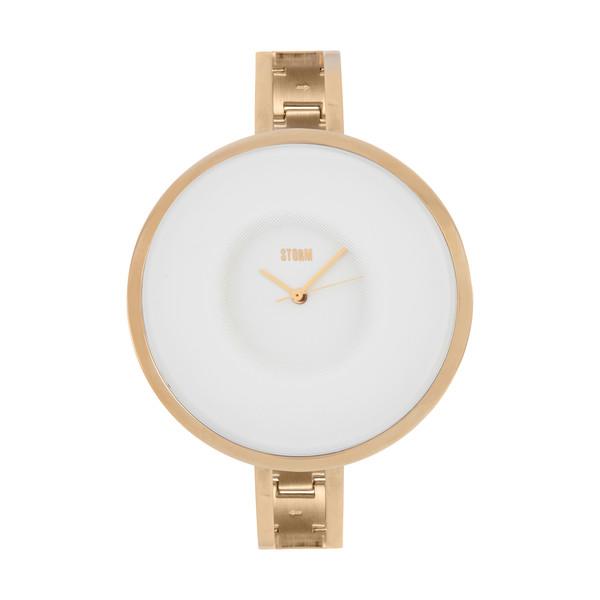 ساعت مچی عقربه ای زنانه استورم مدل ST 47345-RG