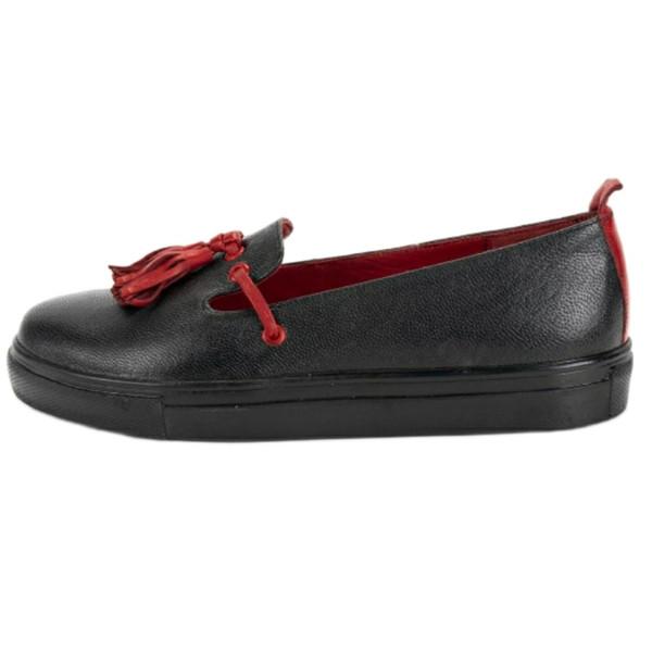 کفش روزمره زنانه چرمیران مدل 9725