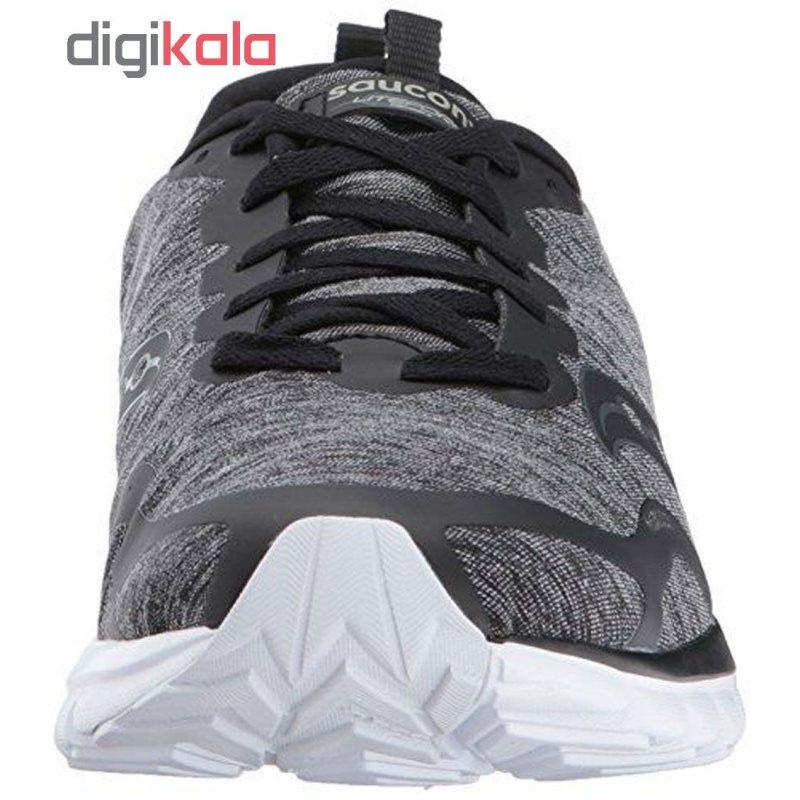 خرید                      کفش پیاده روی مردانه ساکنی مدل LITEFORM FEEL