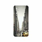 برچسب پوششی ماهوت مدل New York City مناسب برای گوشی موبایل شیائومی Mi Note 10 Lite
