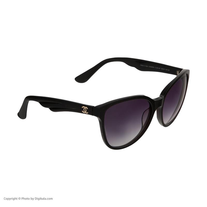 عینک آفتابی زنانه شانل مدل 6200