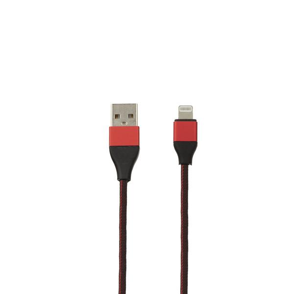کابل تبدیل USB به لایتنینگ بیبوشی مدل CA003A طول 1 متر